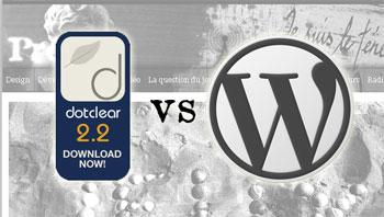 Dotclear vs WordPress